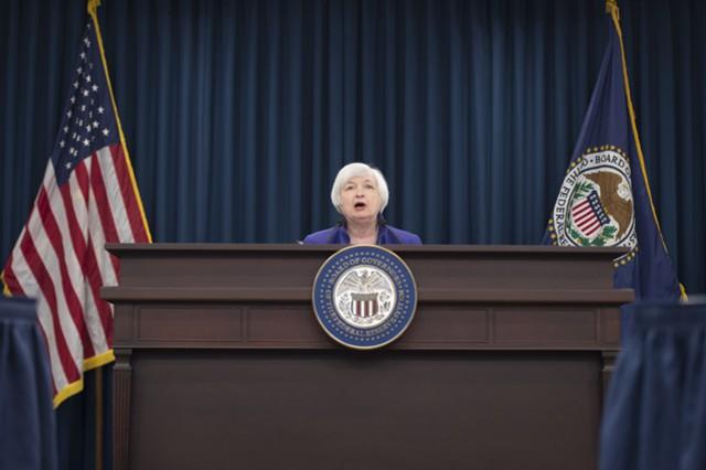 ФРС перечислила Минфину США всего $92 млрд
