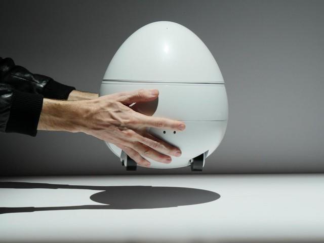 "Panasonic показала ""умное яйцо"""