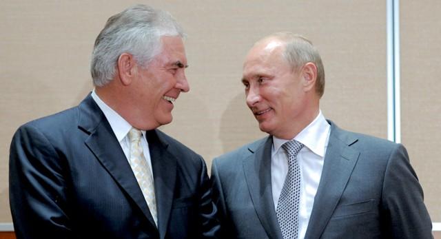 Тиллерсон: санкции бьют по американскому бизнесу