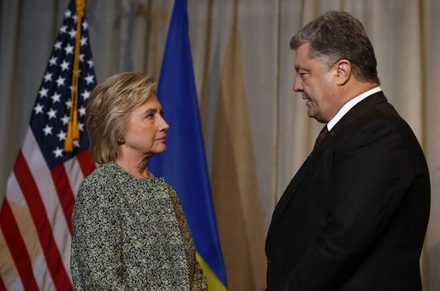 СМИ: Украина пыталась помешать избранию Трампа