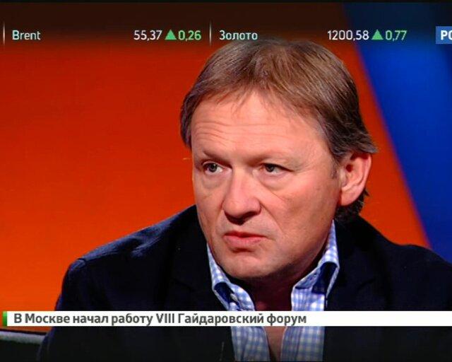 Титов обозначил схожесть и отличия позиций с Кудриным и Глазьевым