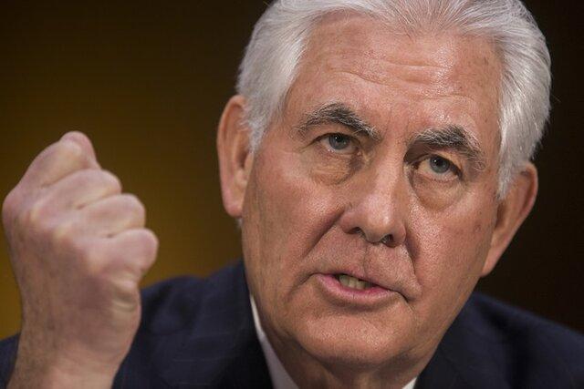 Что будущий госсекретарь США Тиллерсон планирует сказать о России?