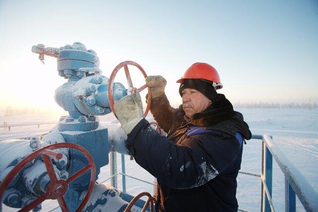 В Украинское государство поступили первые 3,9 млн кубов газа изФранции