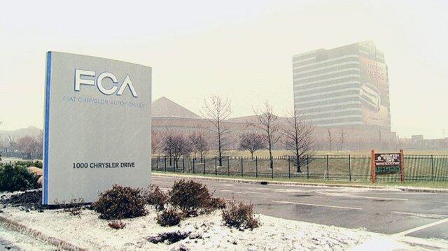 Фиат Chrysler оказался замешан вдизельном скандале