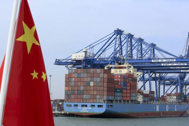 Экспорт Китая упал неожиданно безумно
