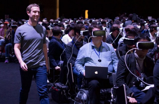 Марк Цукерберг ответит за Oculus в суде