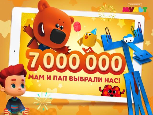 Игры по мотивам мультфильмов набирают популярность