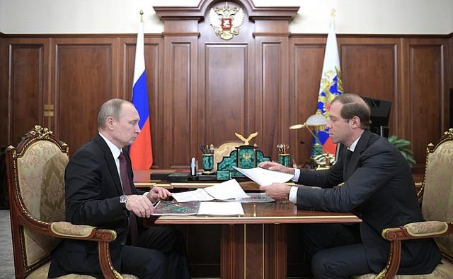 Кабмин поддержит промышленность на 107,5 млрд рублей
