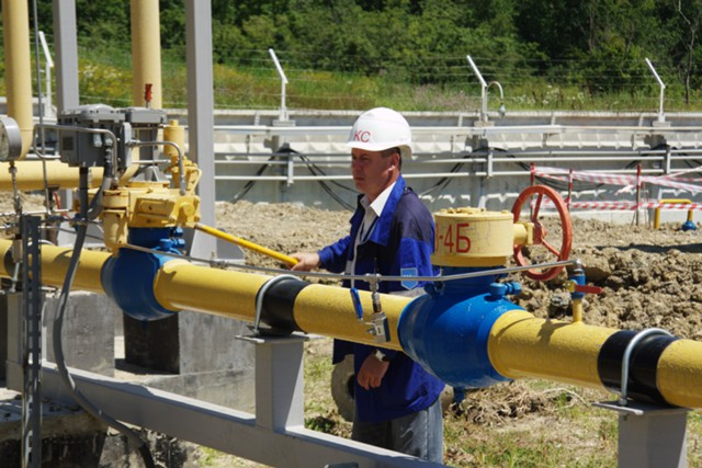 """""""Газпром"""" договорился с Грузией о транзите газа"""