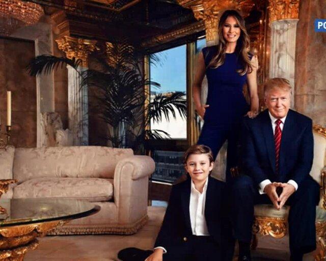 Трамп: семья. Кто стоит за новым американским президентом?