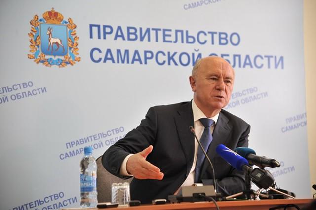 ФАС завела дело на руководство Самарской области