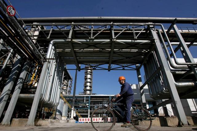 Китай увеличит импорт нефти на 17% к 2020 году