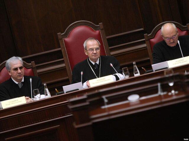 Конституционный суд Российской Федерации несогласился спостановлением ЕСПЧ овыплатах совладельцам ЮКОСа