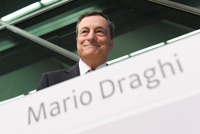 Европейский центробанк сохранил главные процентные ставки