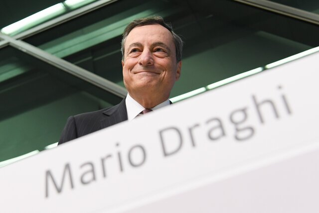 ВЕС начали расследование вотношении председателя ЕЦБ