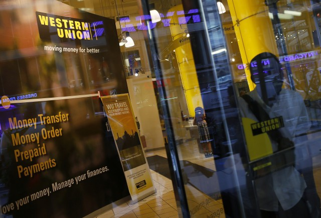 Western Union оштрафовали на $586 млн