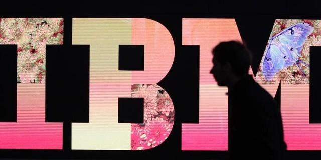 Выручка IBM падает 19-й квартал подряд