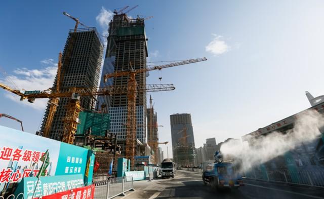 Экономика Китая выросла на 6,7% в 2016 году