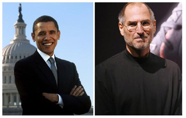 Прогнозы Стива Джобса по Обаме сбываются