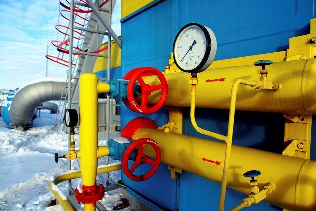 Запасы газа вевропейских странах упали доминимума за10 лет