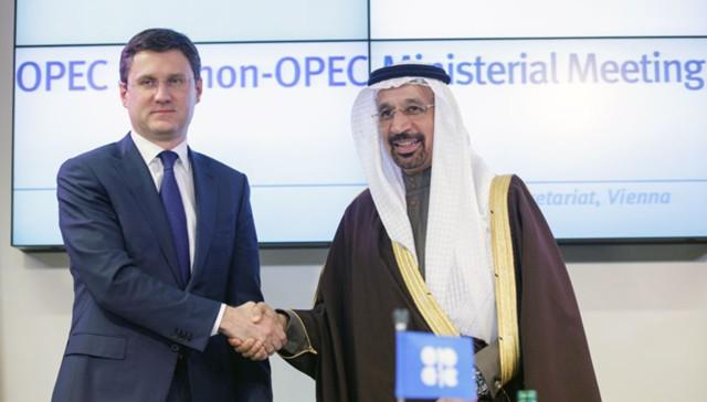 Нефтяники РФ опережают график сокращения добычи