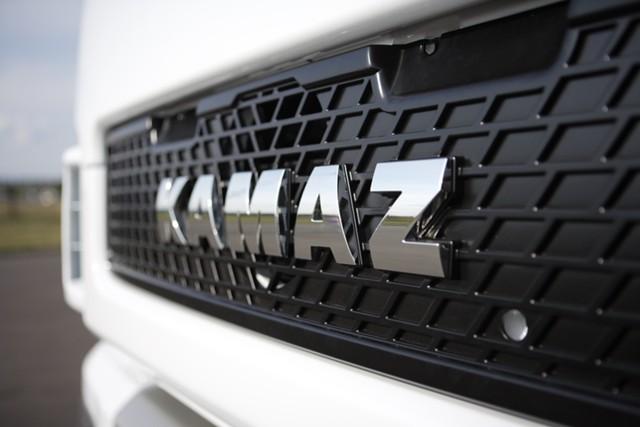 """КамАЗ"" увеличил продажи грузовиков в 2016 г. на 21%"