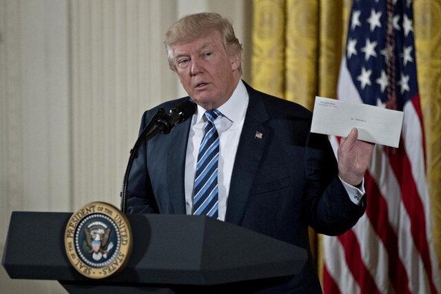 Трамп уже зарегистрировал слоган квыборам 2020 года