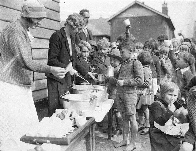 История повторяется: Великая депрессия и наши дни