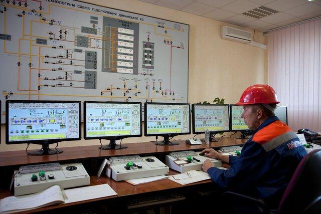Украина увеличила отбор газа изхранилищ на42% из-за похолодания