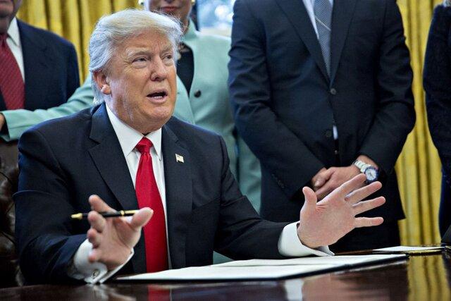 Трамп сократил и.о. генерального прокурора занеподчинение