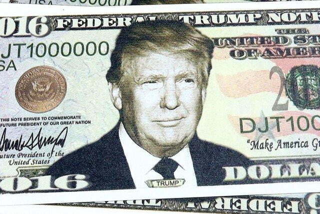 Как утрамповать доллар