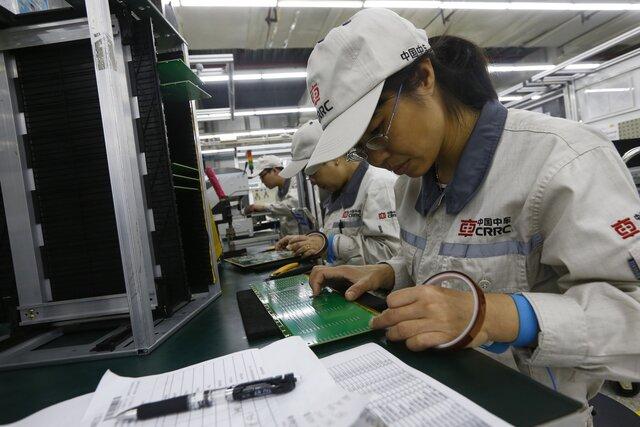 Экономика Китайская народная республика зимой: индекс PMI в индустрии снизился до51,3