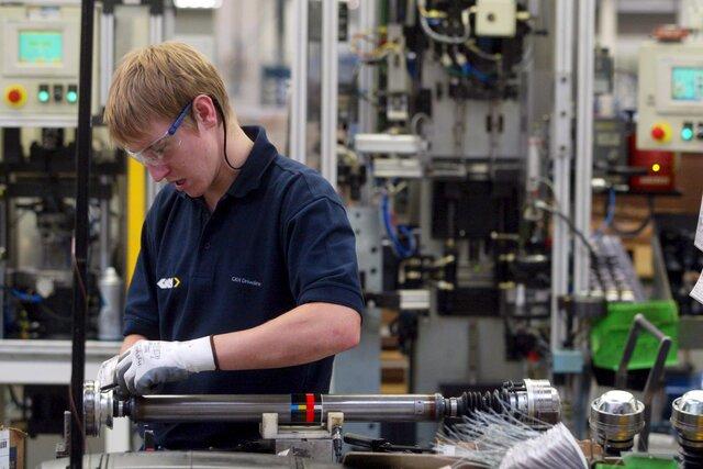 Деловая активность вобрабатывающей индустрии Российской Федерации достигла шестилетнего максимума