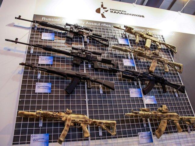 «Ростех» одобрил реализацию 26% акций «Калашникова»