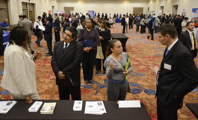 Безработица вСША неожиданно увеличилась ксередине зимы