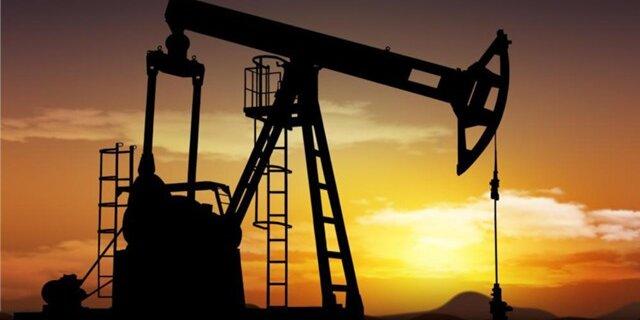 Цена барреля нефти марки Brent опустилась ниже $55 впервые с27января