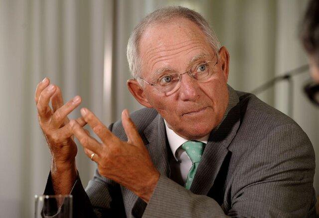 Руководитель министра финансов Германии считает курс евро кдоллару низким