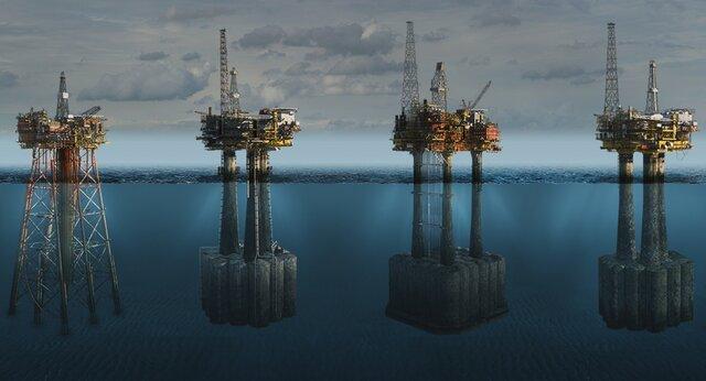 Shell хочет закрыть месторождение Brent