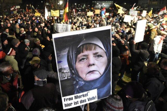 Большинство европейцев выступают зазапрет миграции измусульманских стран