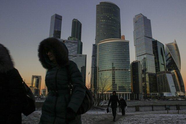 Европейская комиссия ждет роста русской экономики на0,8% в текущем году