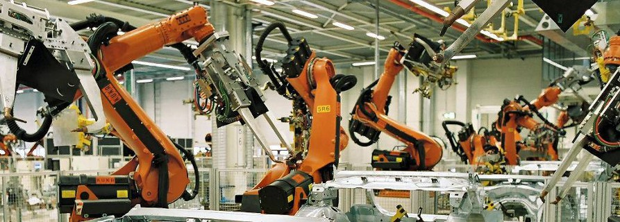 robotics and automation in industries essay