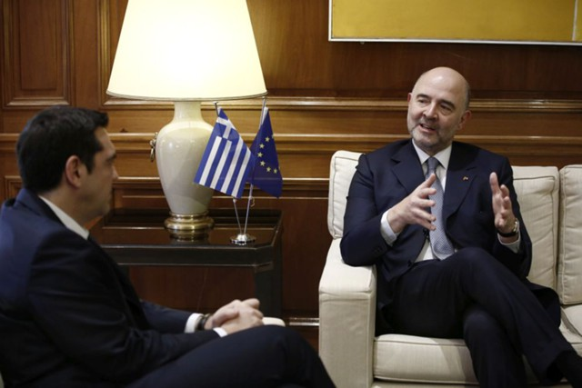 Греция к июлю рискует остаться без денег