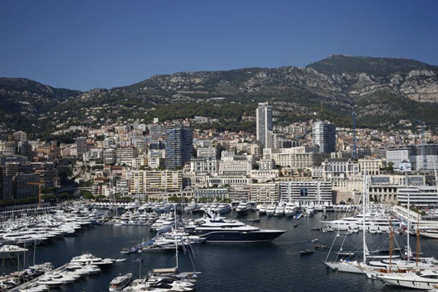 Квадратный метр в Монако взлетел до $44 тысяч