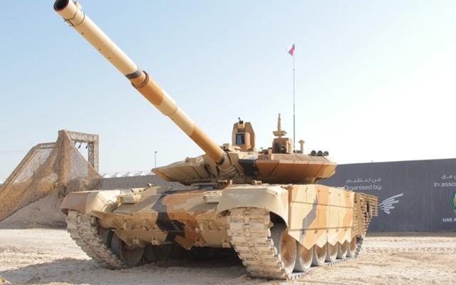 Мантуров: поставим партию Т-90МС  на Ближний Восток