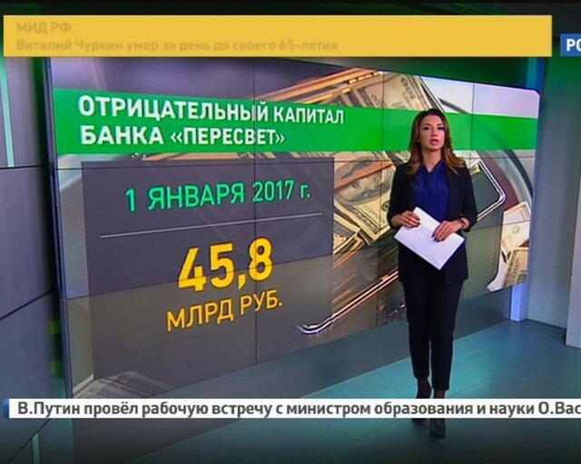 """Судьба """"Пересвета"""": Центробанк вынес свой вердикт"""