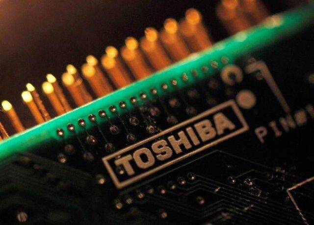 Toshiba планирует реализовать бизнес попроизводству микрочипов