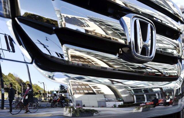Хонда отзывает неменее 135 тыс. авто в РФ