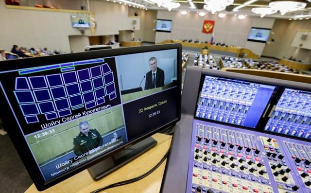 Шойгу объявил о создании информационных войск России
