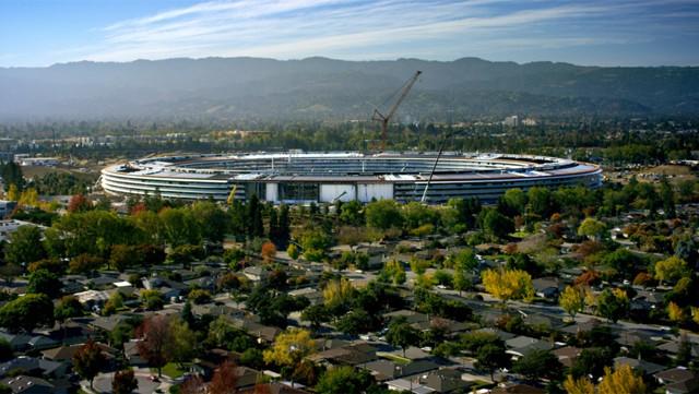 Кампус Apple Park откроется для сотрудников в апреле