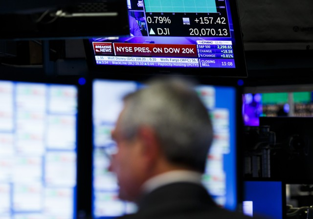 Трамп и Brexit помогли трейдерам облигаций